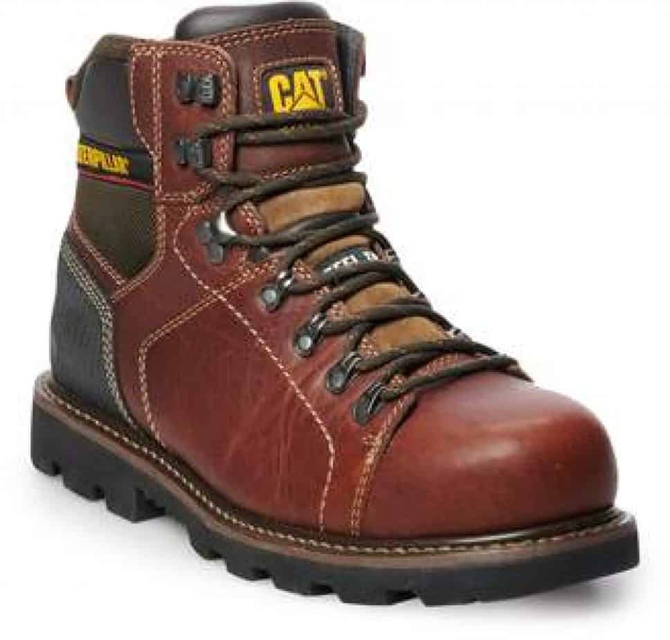 Best Steel Toe Work Boot - CAT Alaska