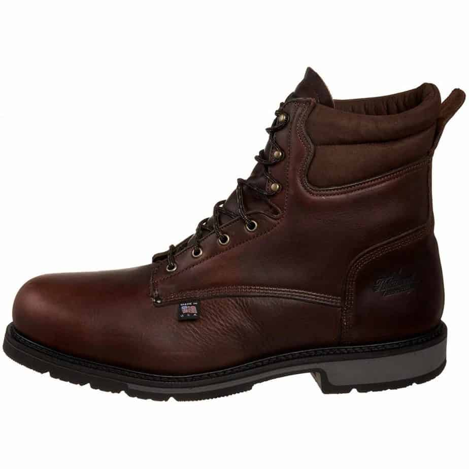 best safe toe work boots - Thorogood classic