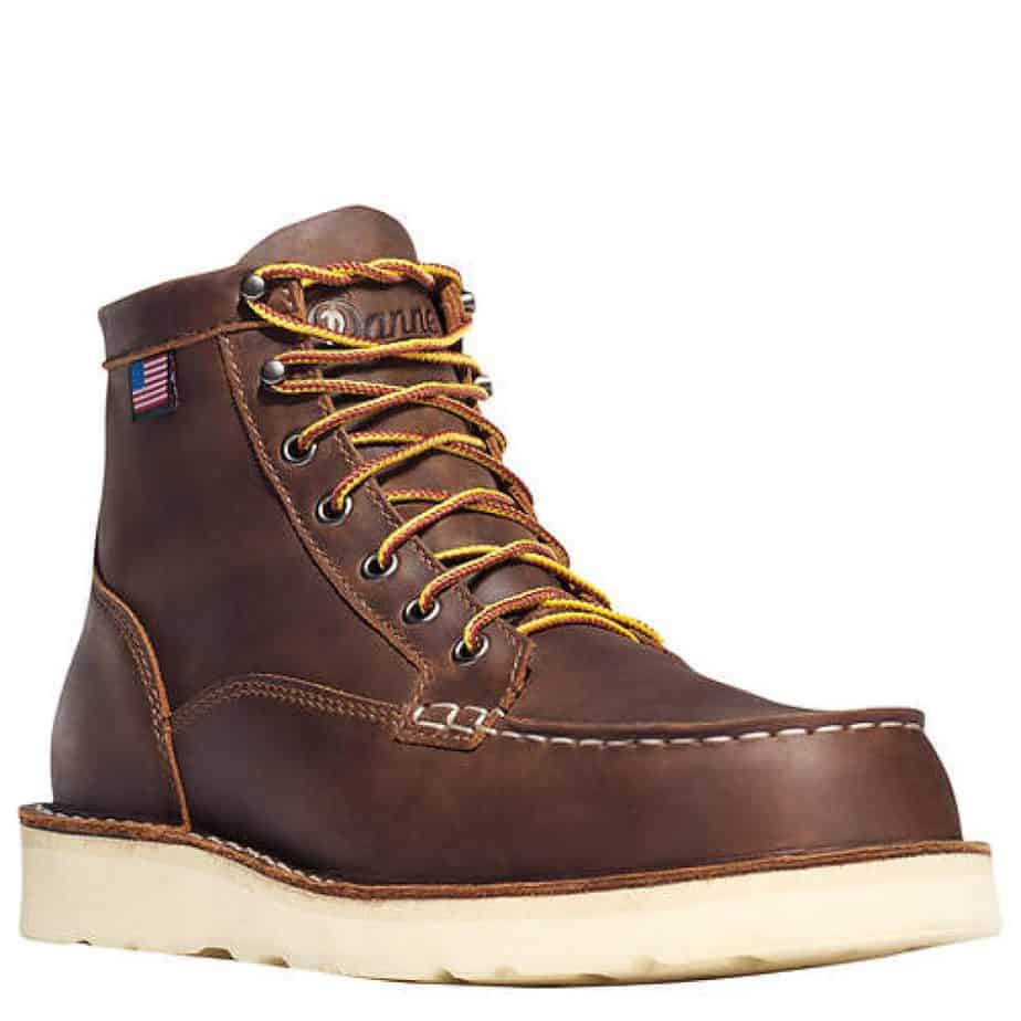 Best Work Boots - Danner Moc Toe