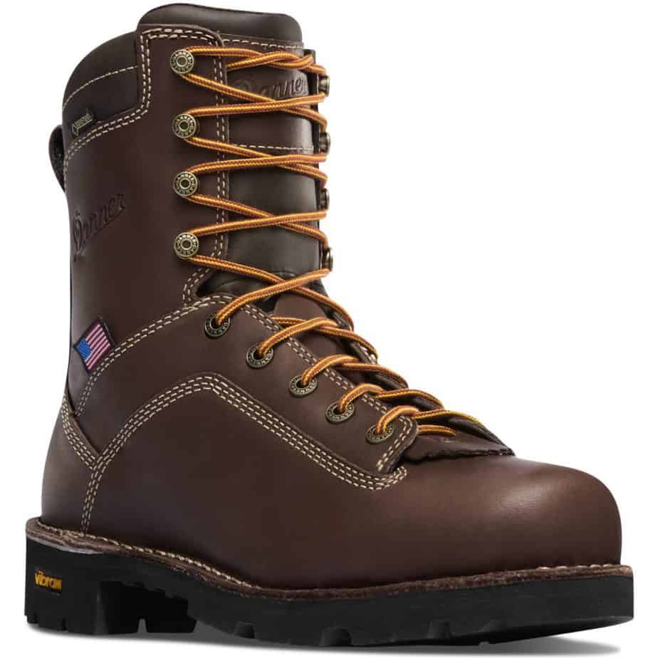 Best work boot use - Danner Quarry