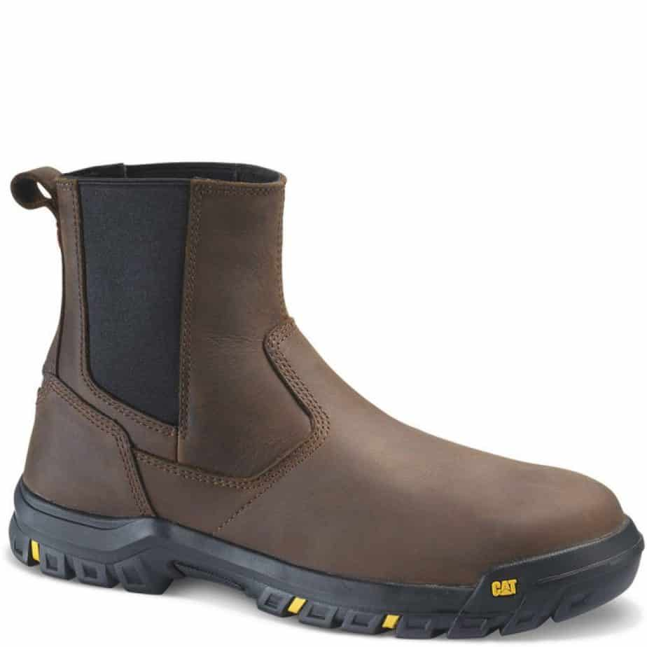 Best slip-on work boot - Caterpillar