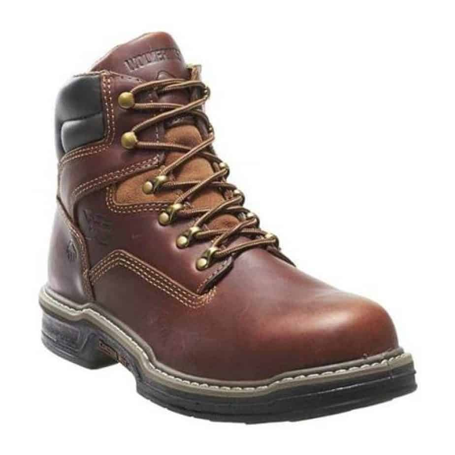 Best steel toe work boots - Wolverine