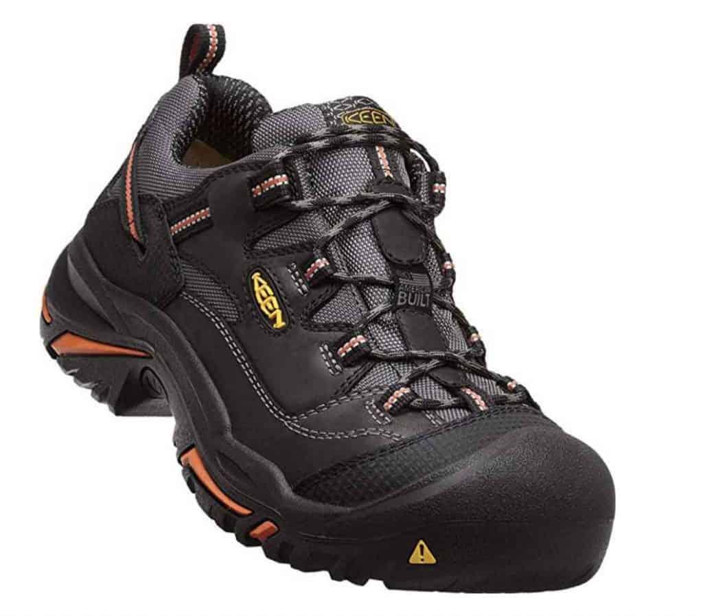 Best industrial steel toe work shoe