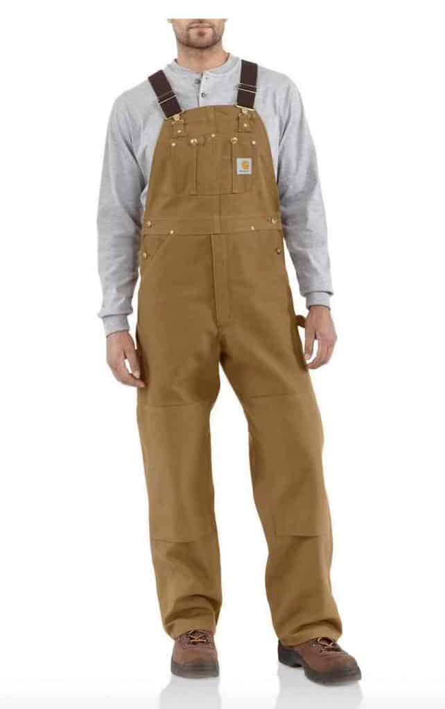 Best warm weather coveralls and overalls for men
