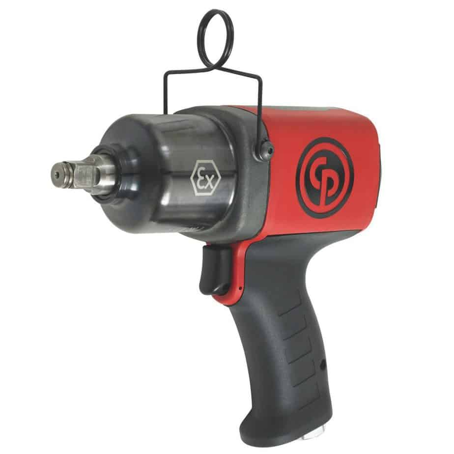 best impact wrench for one-handed operation