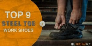 Best Work Shoe for Men (Steel Toe)
