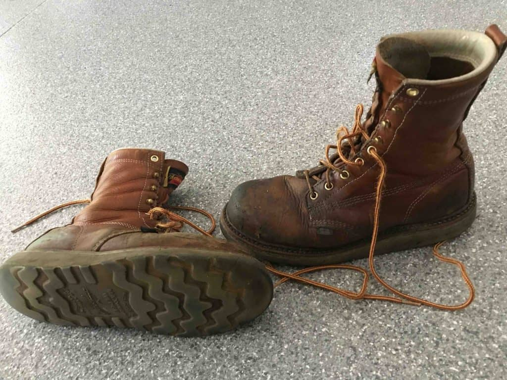 Best steel toe boot - long lasting