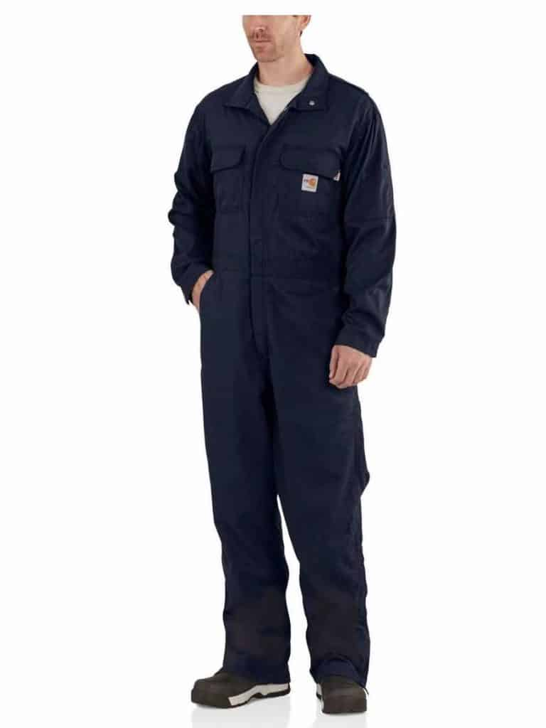 quality flame resistant coveralls