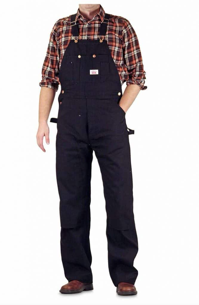 best unlined overalls for work