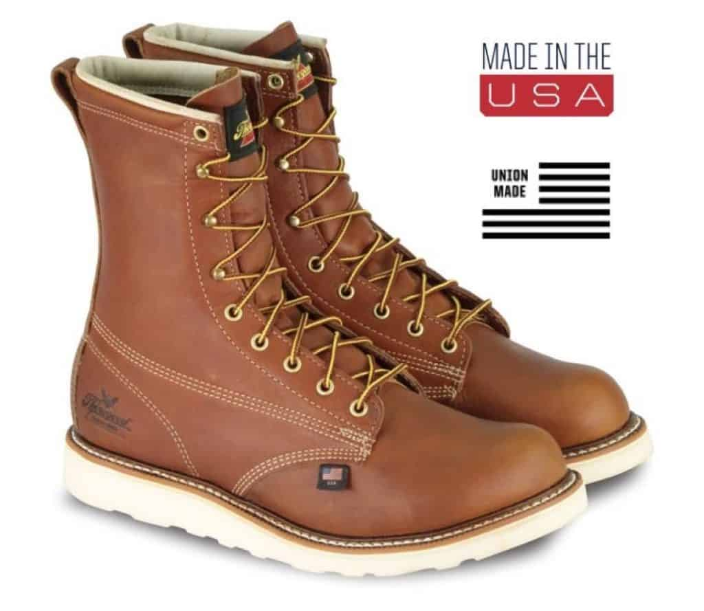 Best safety toe work boot - Thorogood Maxwear Wedge