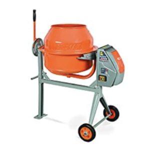 best cement mixer