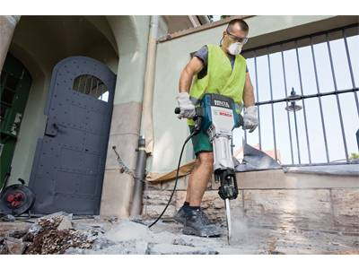 best jackhammer for construction