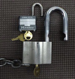 Best Padlocks that Can't Be Cut with Bolt Cutters 31