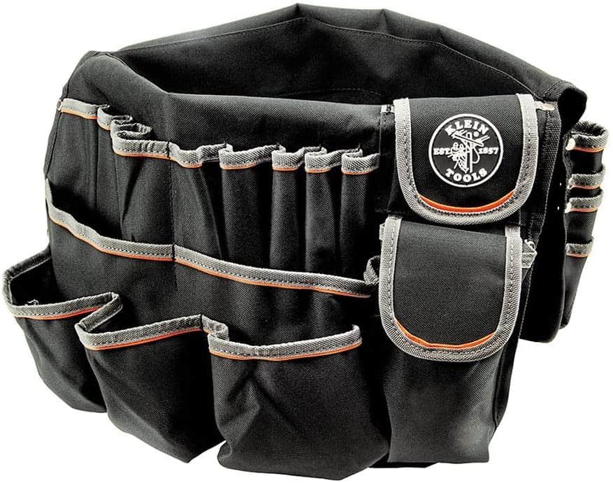 best tool bucket bag