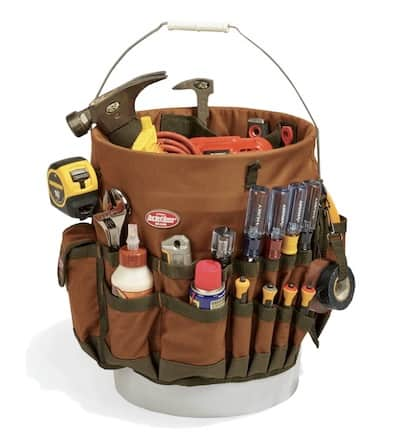 best tool bucket organizers