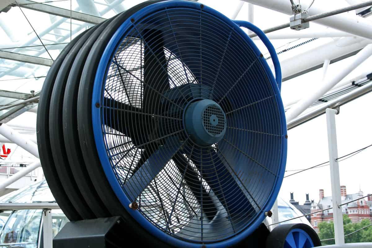 best industrial barrel fans