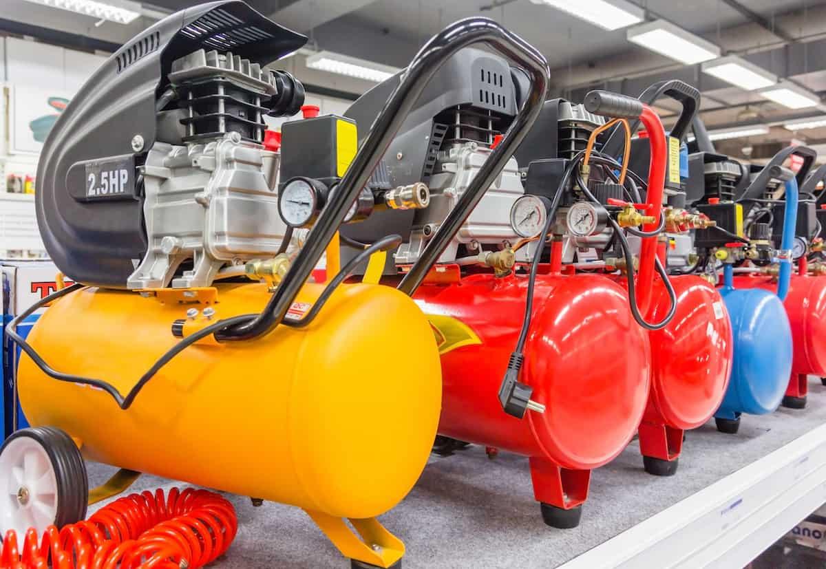 Quietest air compressors